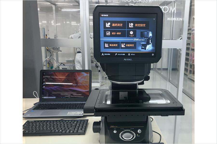 画像測定機 IM-6000