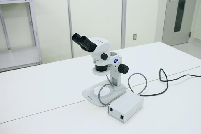実体顕微鏡(撮影機能付き)