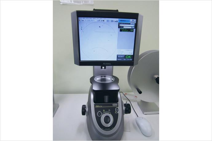 画像測定機